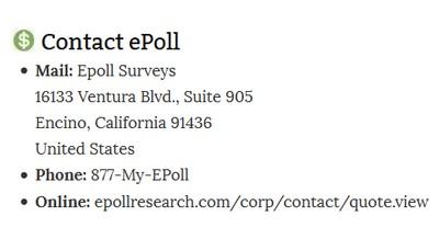 Contact epoll