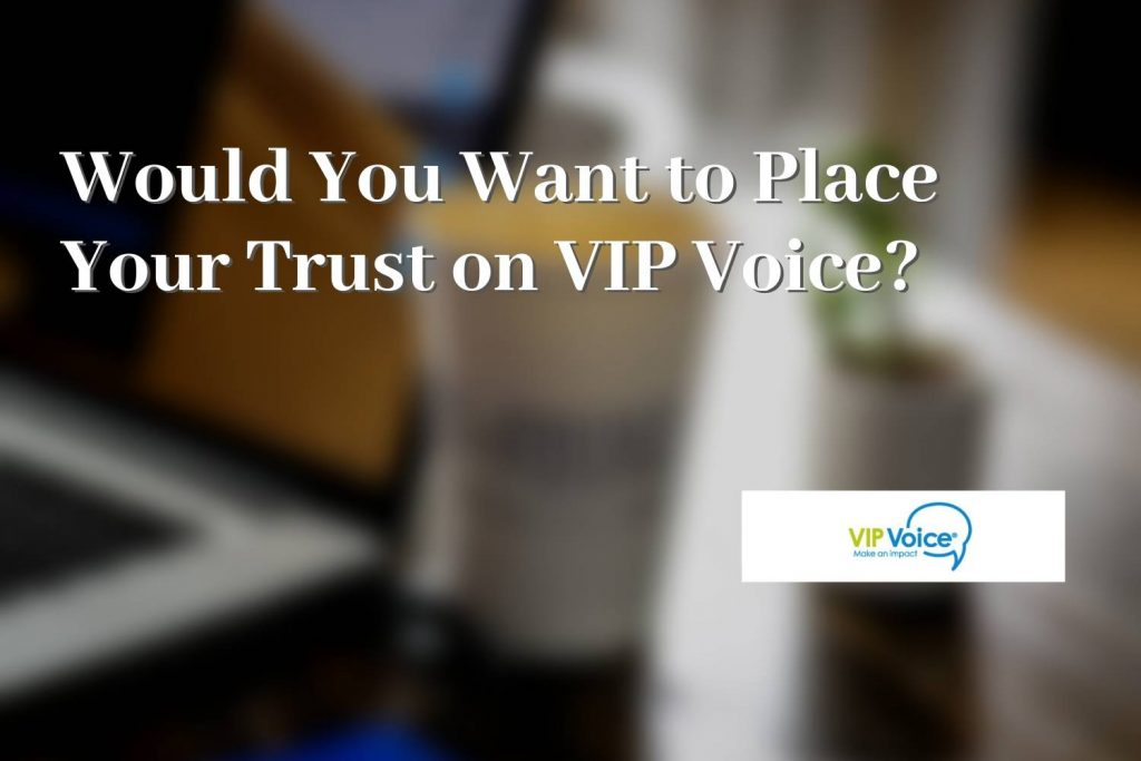 VIP Voice Review