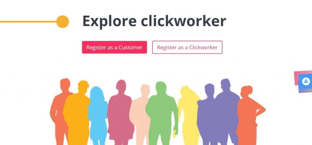 Clickworker Who is eligible