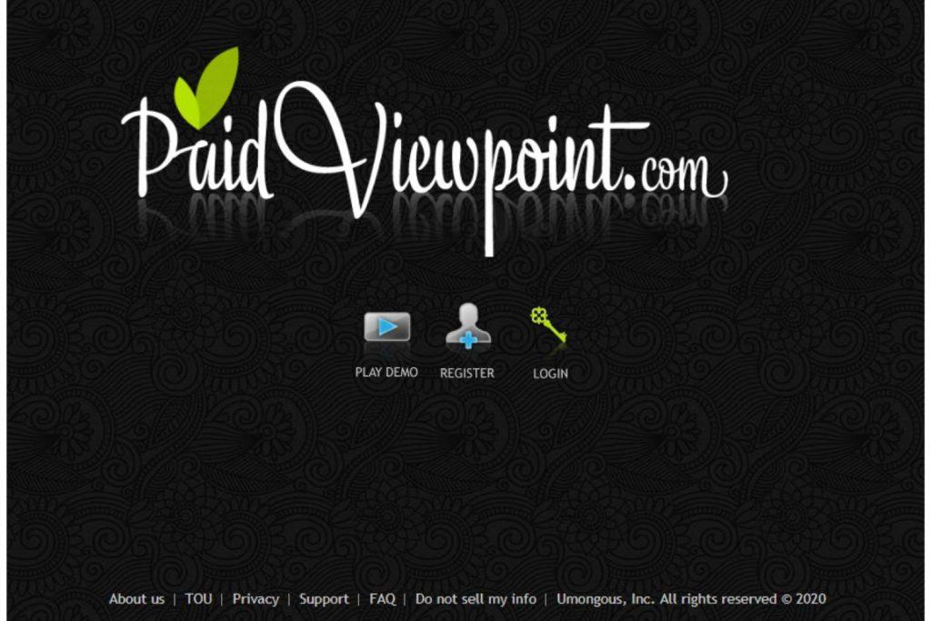 PaidViewPoint Survey