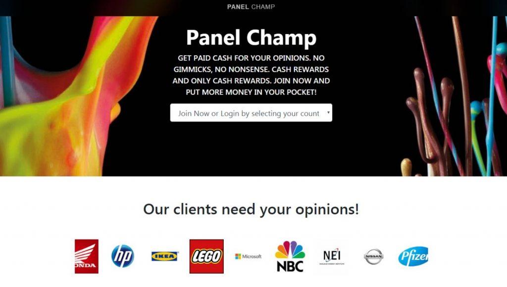 PanelChamp Survey