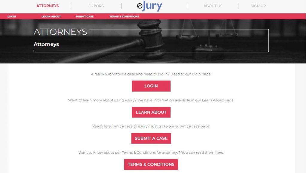 Ejury Review