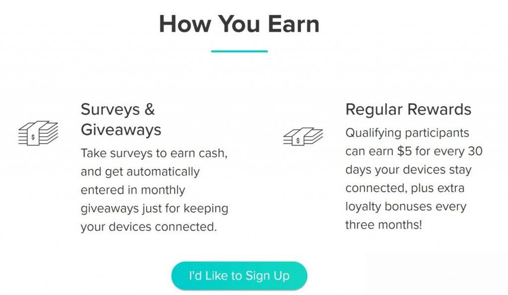 How You Earn